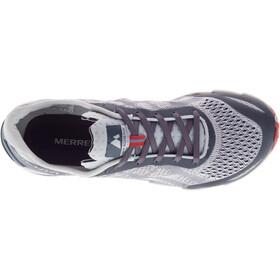 Merrell Bare Access Flex E-Mesh - Chaussures running Homme - gris